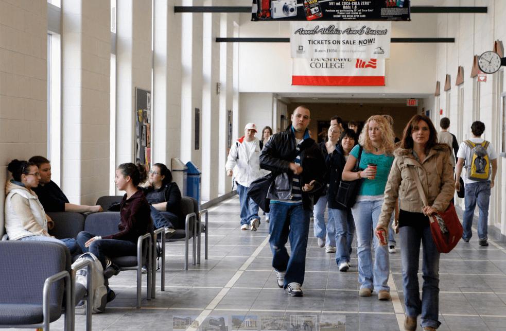 Высшее образование в Канаде - образование за рубежом