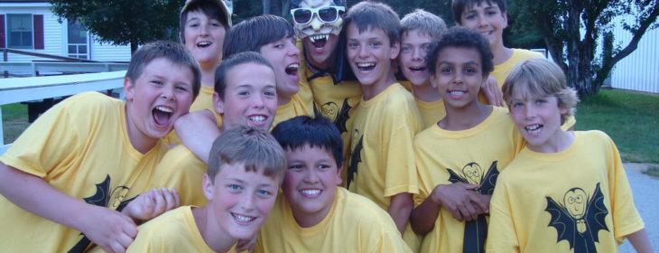 мальчики в желтых футболках msmstudy