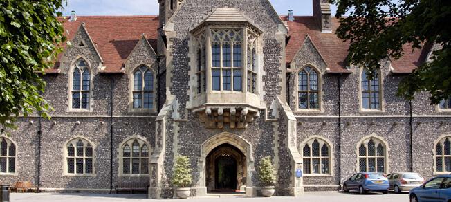 красивое здание в великобритании msmstudy
