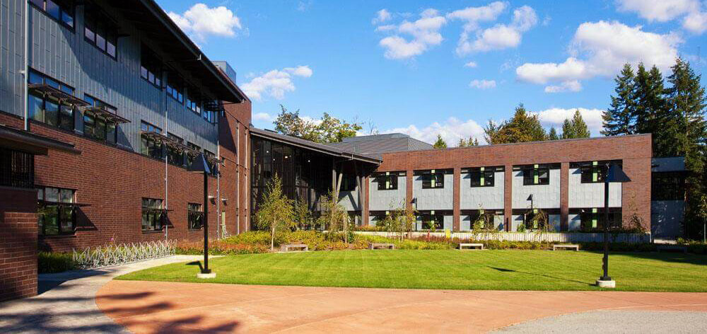 красивое здание кампуса msmstudy