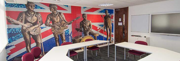 комната для занятий msmstudy