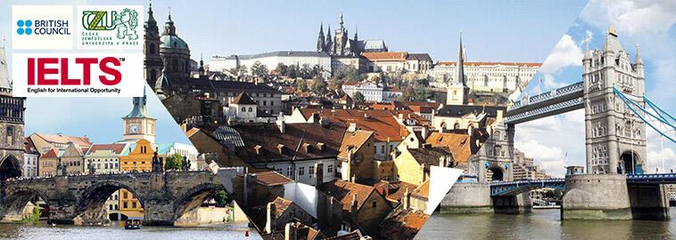 Сдать экзамен IELTS в Праге