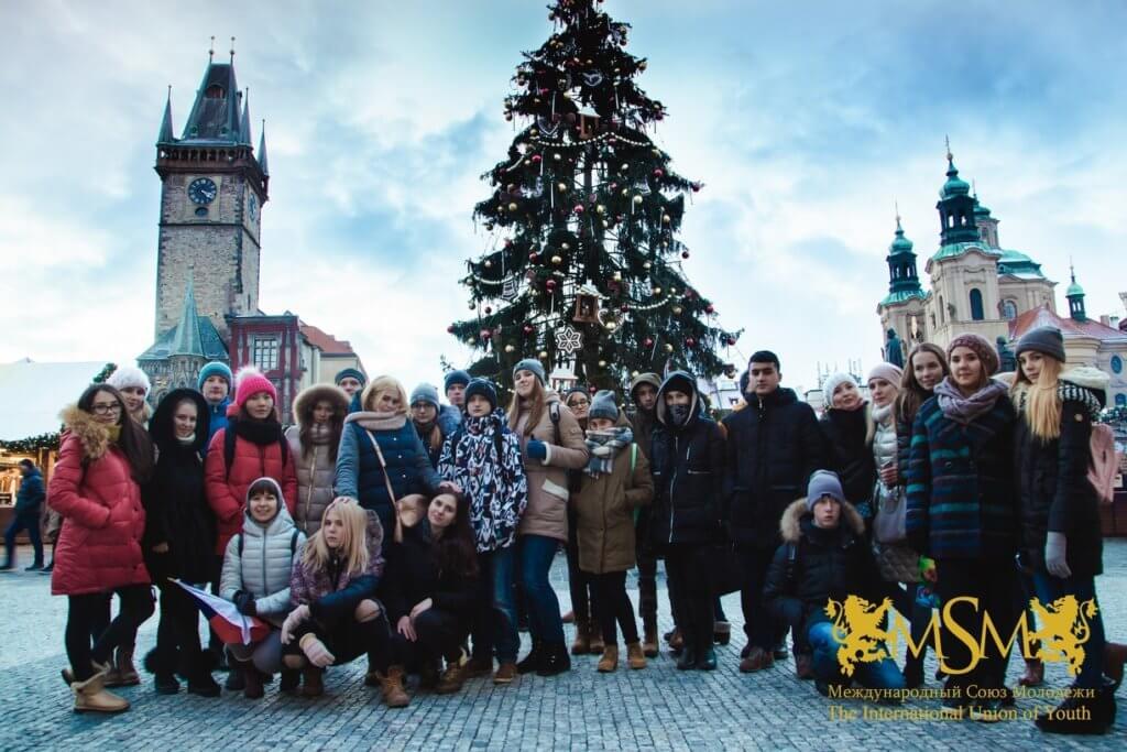 Зимние каникулы с изучением языка 7 класс обучение в вузах россии граждан украины