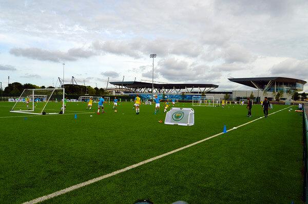 футбольное поле msmstudy