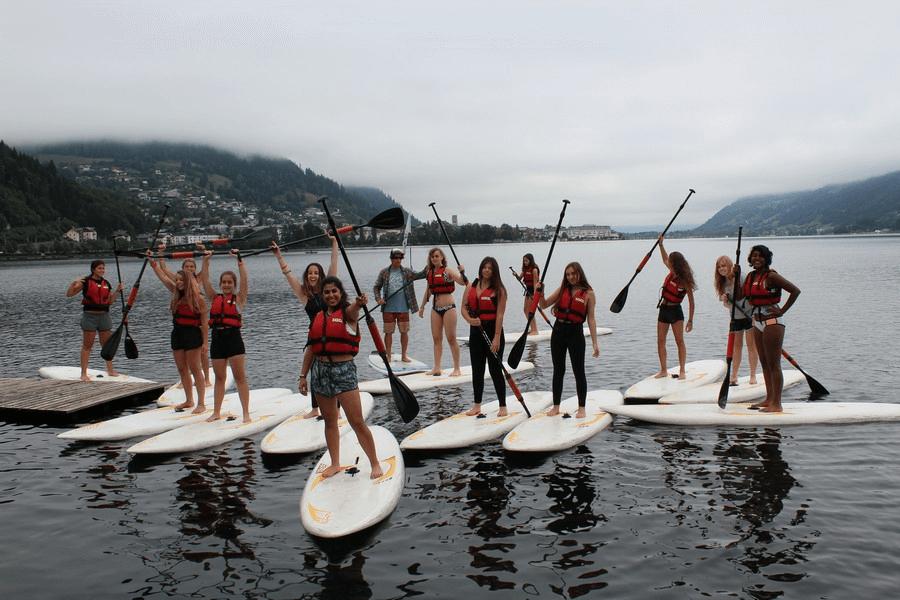 Летние лагеря во Франции — отдых, который запомнится на всю жизнь
