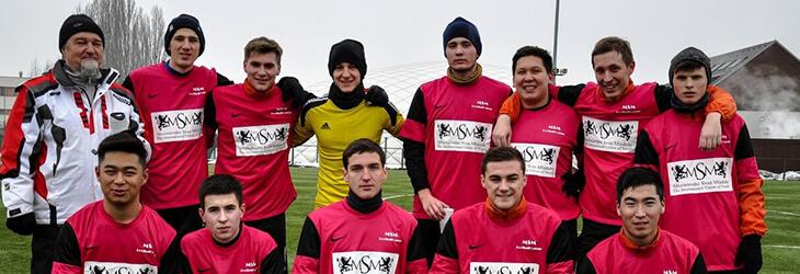 футболисты msmstudy