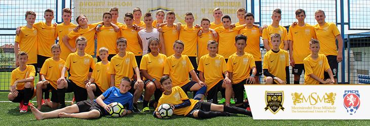 общее фото футбольной команды msmstudy