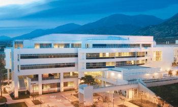 здание калифорнийского университета msmstudy