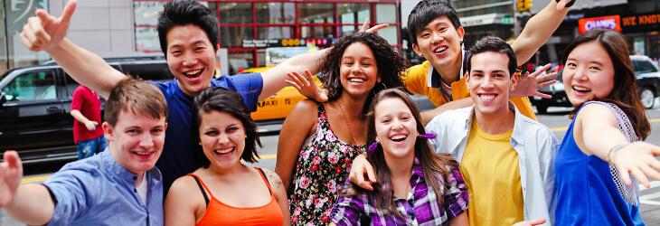 веселые студенты msmstudy