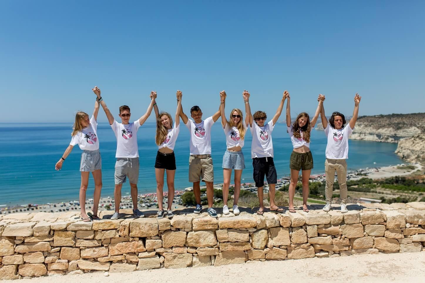 дети на пляже msmstudy