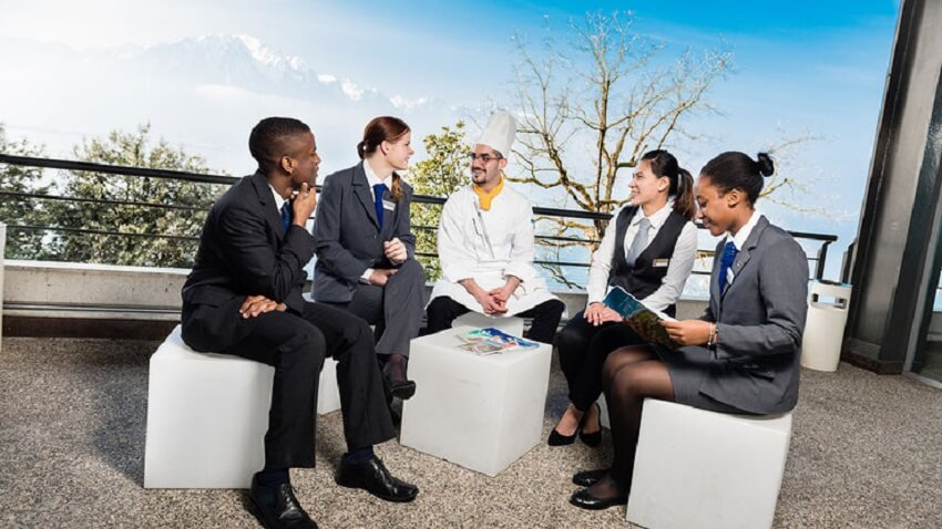 студенты направления гостепреимство msmstudy