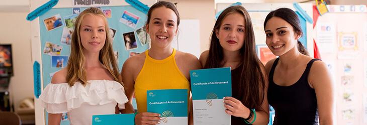студенты с сертификатами msmstudy