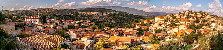 Панорама Кипра msmstudy