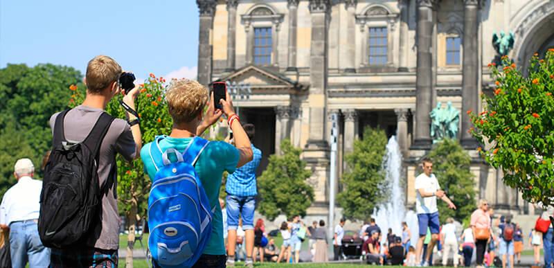 Мальчики в Дрездене