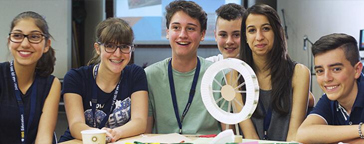 Студенты в Англии msmstudy