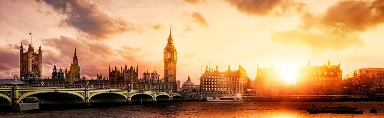 панорама Лондона msmstudy