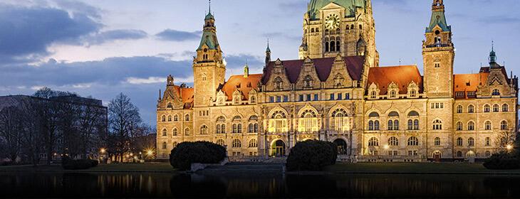 Замок в Германии msmstudy