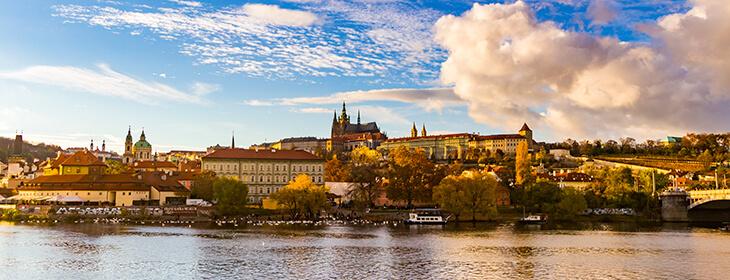 Панорама Праги msmstudy