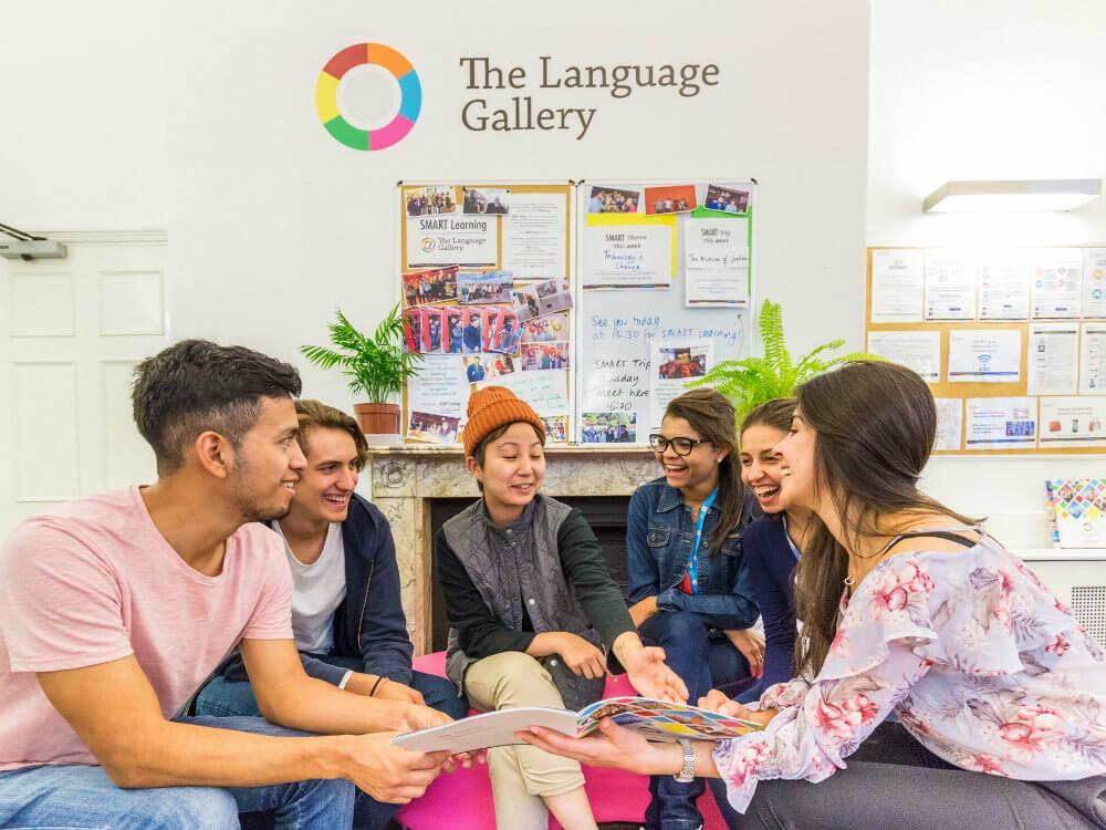 Студенты Лэнгвич гэлари в Великобритании msmstudy