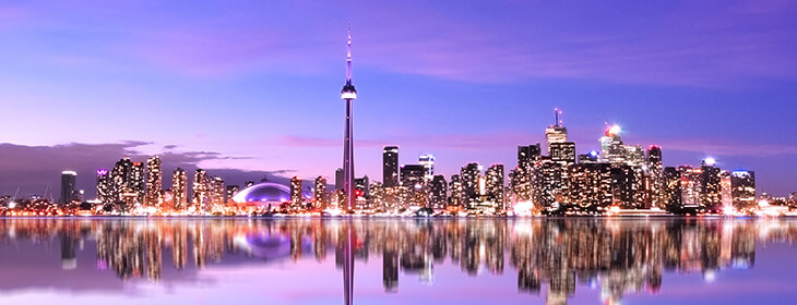 Панорама Торонто msmstudy