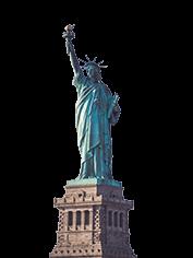 статуя свободы msmstudy.com