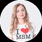 Ксения Степанова msmstudy