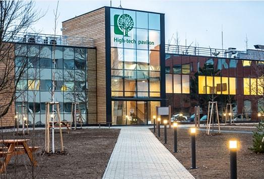 Чешский Аграрный Университет в Праге