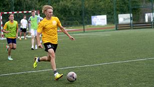 Футбол на лето в Чехии