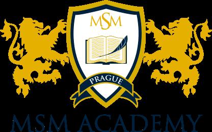 логотип МСМ Академии msmstudy