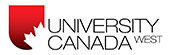 логотип University Canada West msmstudy