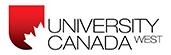 логотип University Canada West msmstudy