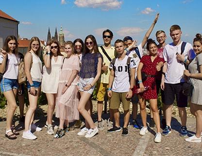 Весенние английские каникулы