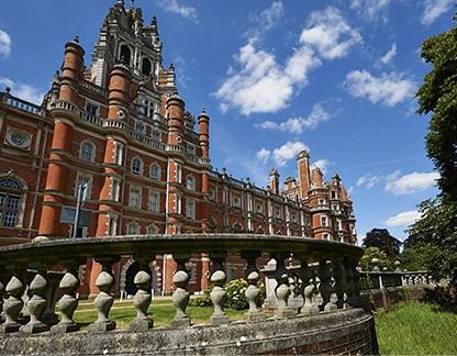 Летний лагерь в Лондоне на базе Royal Holloway University