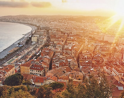French Rieviera Institute Франция (г. Канны, Ницца) — для любителей моря!