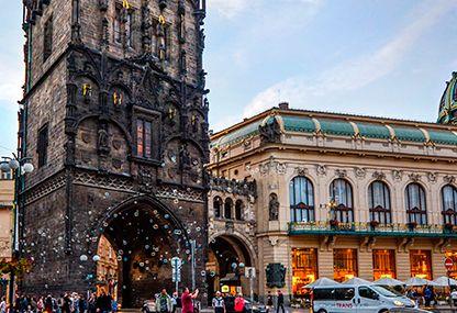 Летний языковой лагерь Немецкий язык в Праге