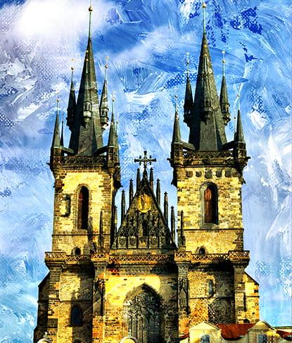 староместская площадь Прага msmstudy