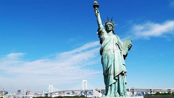 статуя свободы msmstudy