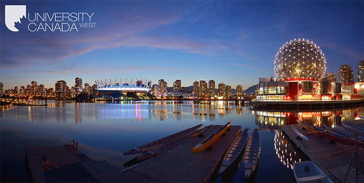 Ванкувер вечером msmstudy
