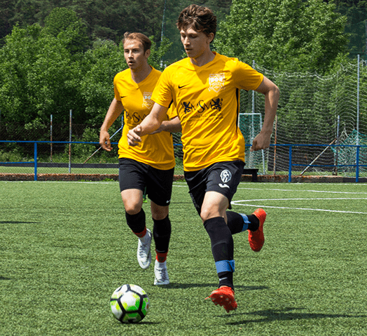Летний лагерь футбола МСМ msmstudy