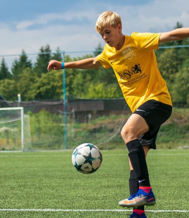 школа футбола в Праге msmstudy