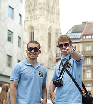студенты междуанродынй союз молодежи msmstudy