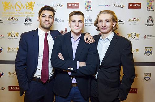 студенты в Праге msmstudy