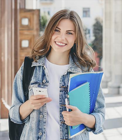 студентка в США msmstudy