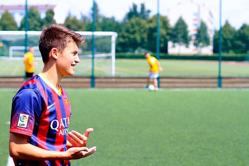 футбол в Чехии msmstudy