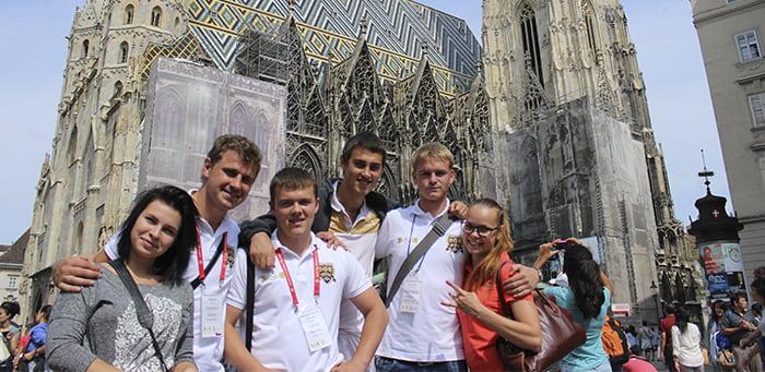летний немецкий языковой лагерь в Праге msmstudy