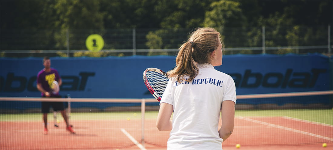Летний лагерь тенниса в Праге msmstudy