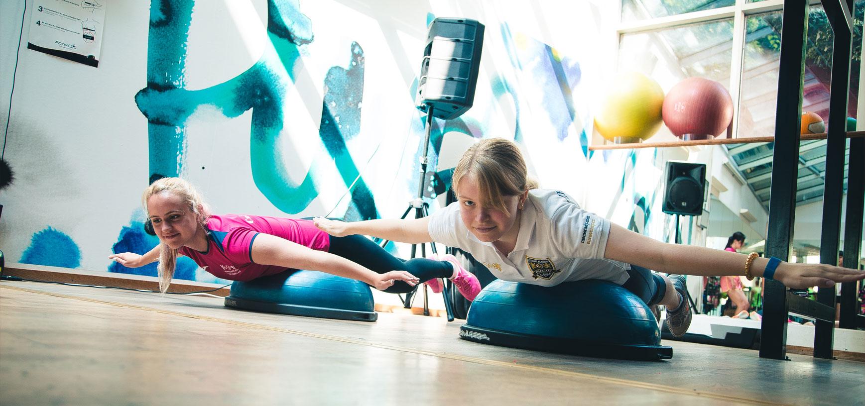 Летний курс по фитнесу Fitness Health Academy msmstudy