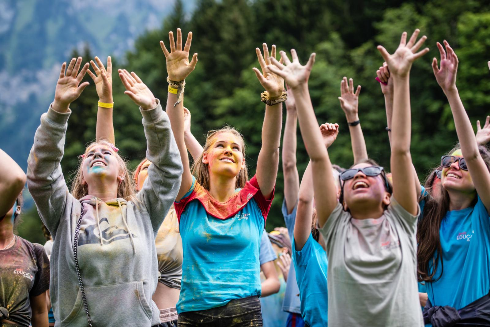 летний лагерь в Швейцарии msmstudy