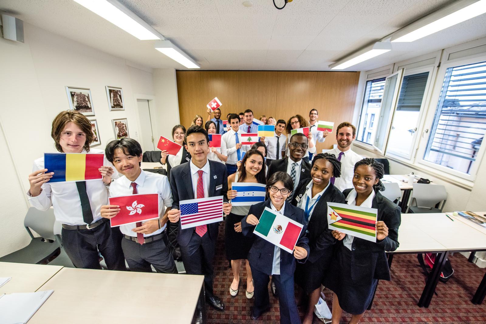 обучение в Швейцарии msmstudy