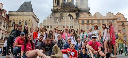 языковые курсы в Чехии msmstudy